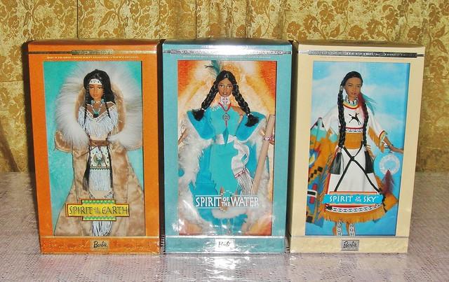 Complete Set- Native Spirit Collection