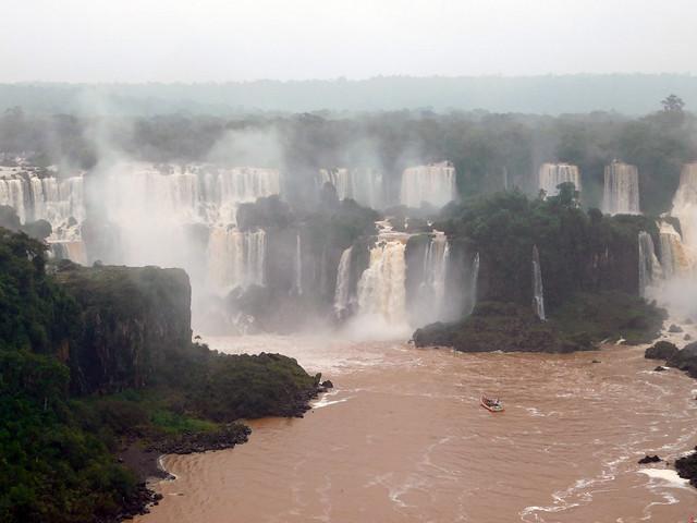 Cataratas del Iguazú. 2017