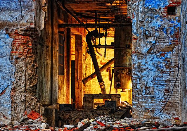 Ruina industrial