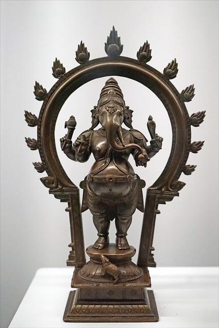 Ganesh (Musée Guimet / MNAAG, Paris)
