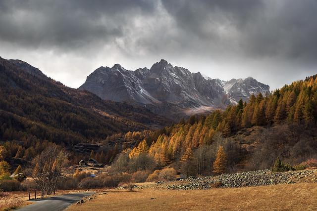 Vallée de la Clarée-Hautes Alpes