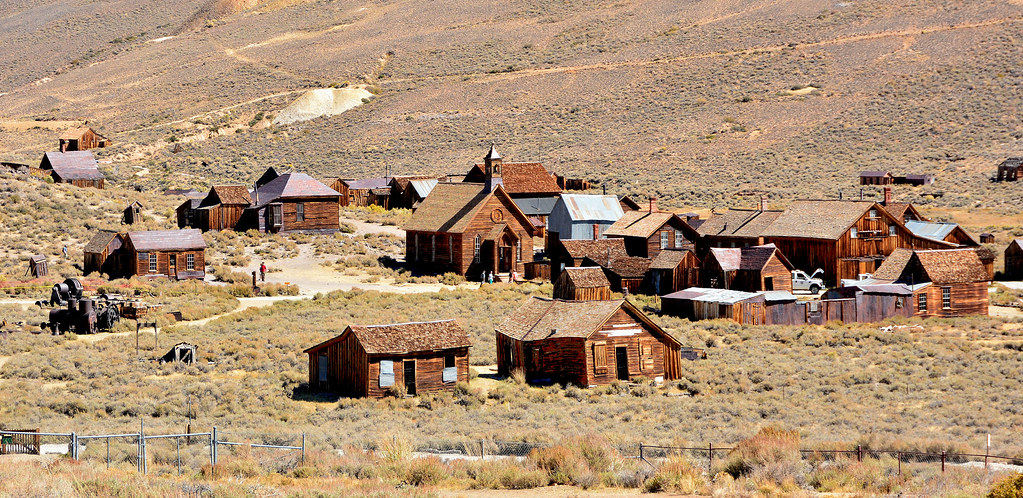 Bodie ghost town bodie state park lies near mono lake in - Towne place at garden state park ...