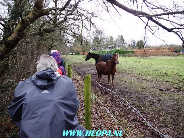 2018-01-31 Natuurtocht Soest  25 Km   (7)