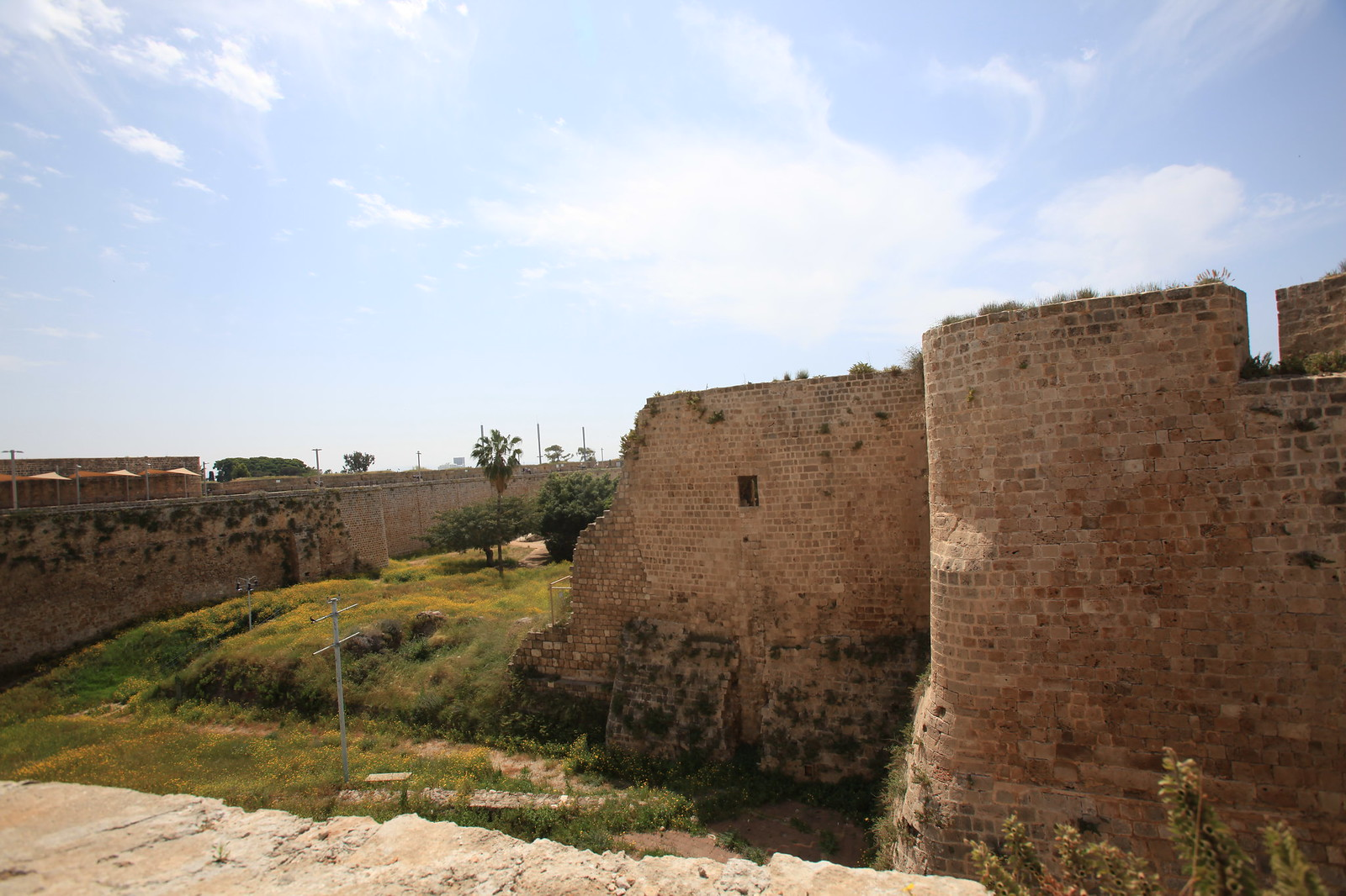 The eastern moat in Acre_ IMG_1785_Alla Laitus