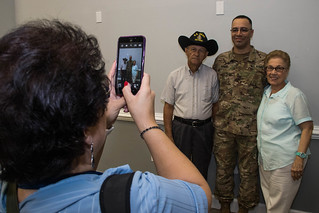 Farewell to Our Finest: 143d ESC Soldiers say goodbye to friends, family as they prepare to deploy | by 143d Sustainment Command (Expeditionary)