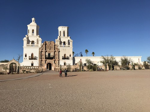Tucson San Xavier del Bac Mission full | by Pierre Yeremian