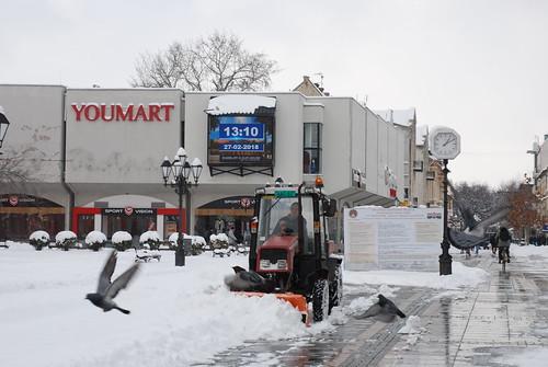 Чишћење центра града   by gusombor