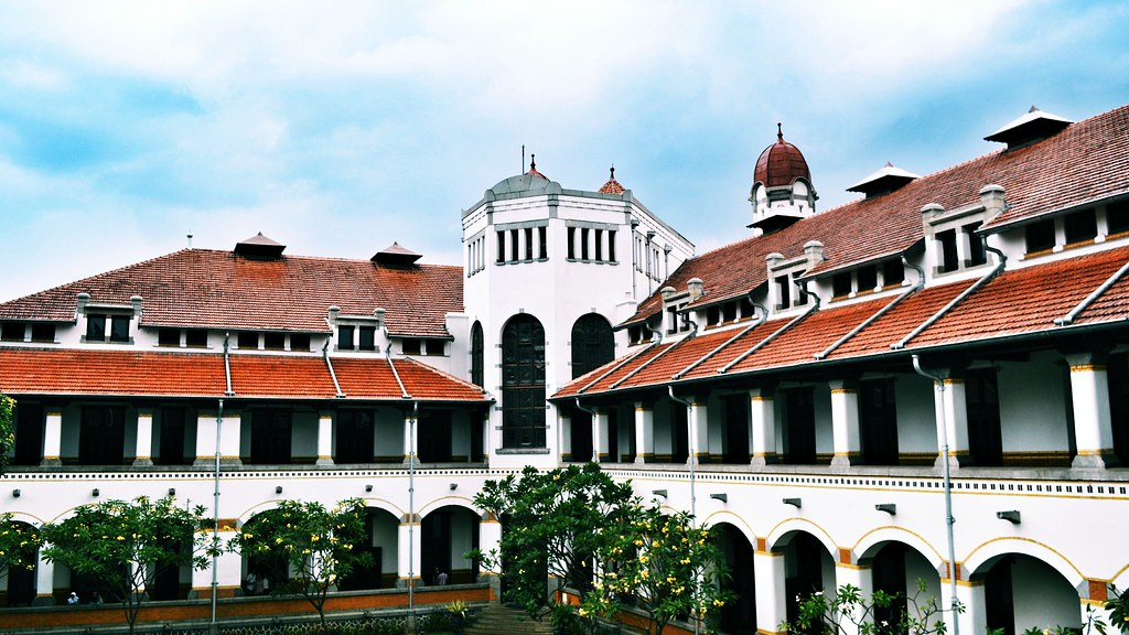 bangunan bersejarah di Semarang
