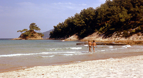 thassos greece makriamos beach holiday sand sun swimmer tourist macedoniagreece makedonia timeless macedonian macédoine mazedonien μακεδονια македонија