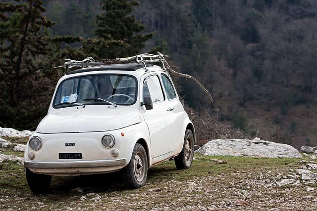 working in mountain for fifty years-Monti Maggiori- Alatri