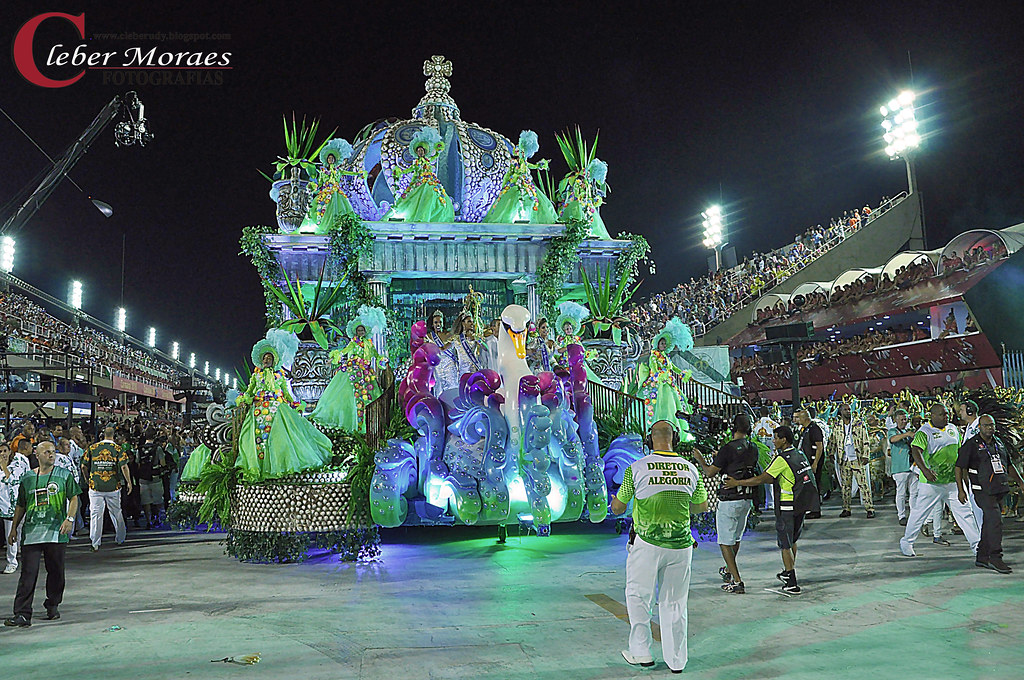 G. R. E. S. Imperatriz Leopoldinense 4735 Carnaval 2018 - Rio de Janeiro - RJ - Brasil