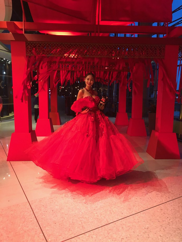 CHINESE NEW YEAR PRINCESS HUMAN STATUE CHINESE NEW YEAR PR FLICKR