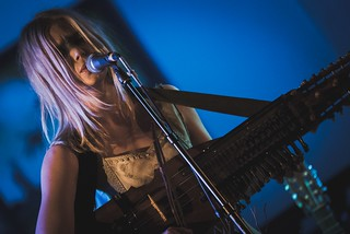Myrkur at St John On Bethnal Green   by p_a_h