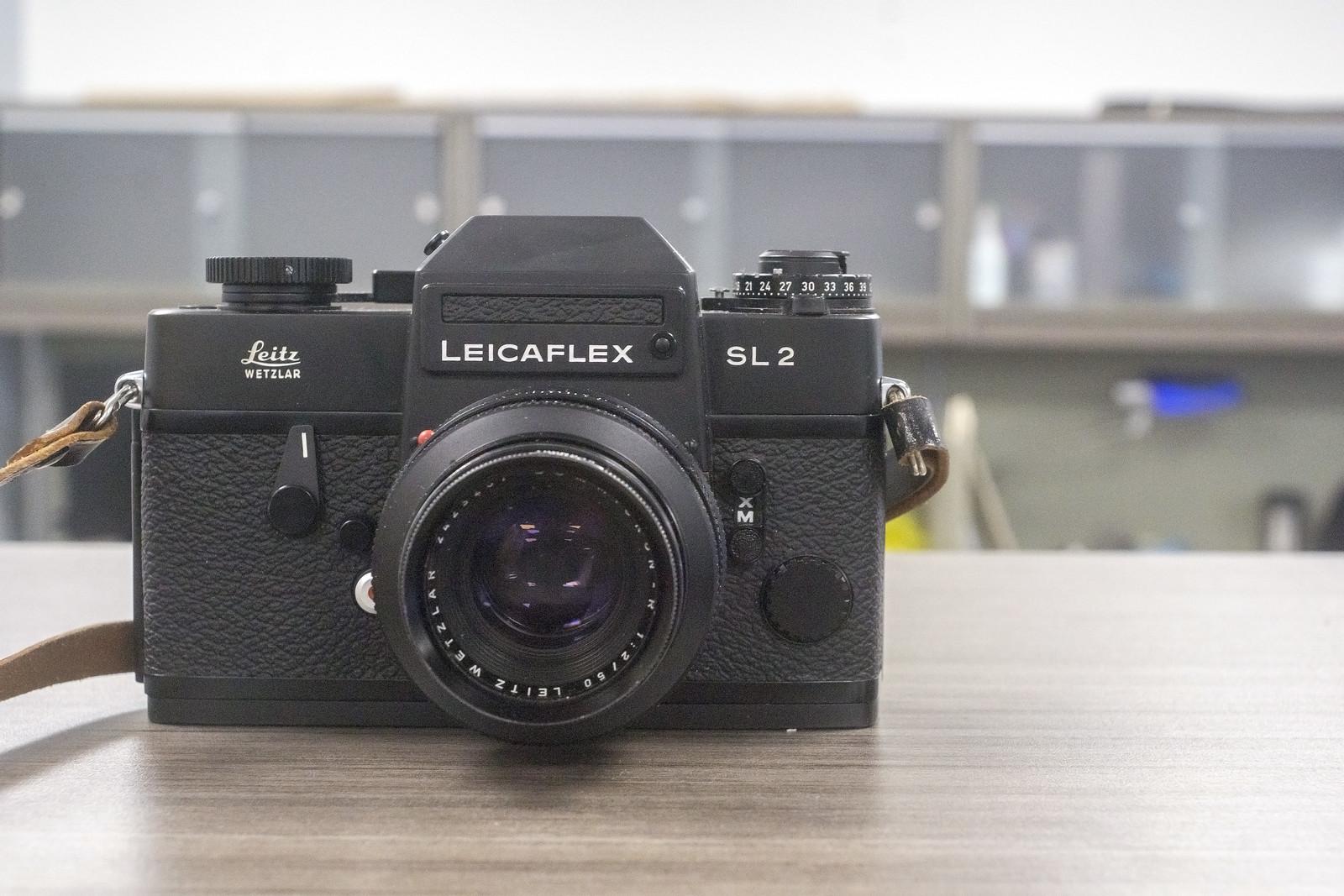 Camera Review Blog No. 81 - Ernst Leitz Leicaflex SL2