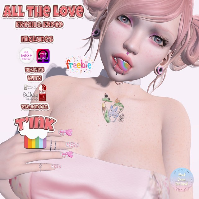 Valentines Subscriber Freebie!