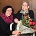 Maria Àngels Rosich celebra 100 anys a la Residència Pare Vilaseca