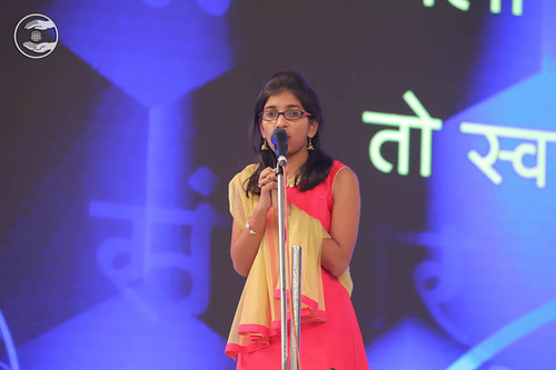 Pooja Gupta from Bhayander, expresses her views