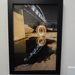 Leon Cruz Steel Wool Photograph Student Union Permanent Collection 2016 (1)