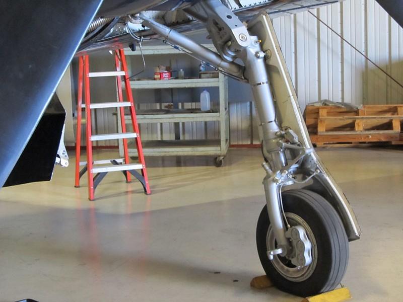 Grumman F8F-2 Bearcat 3