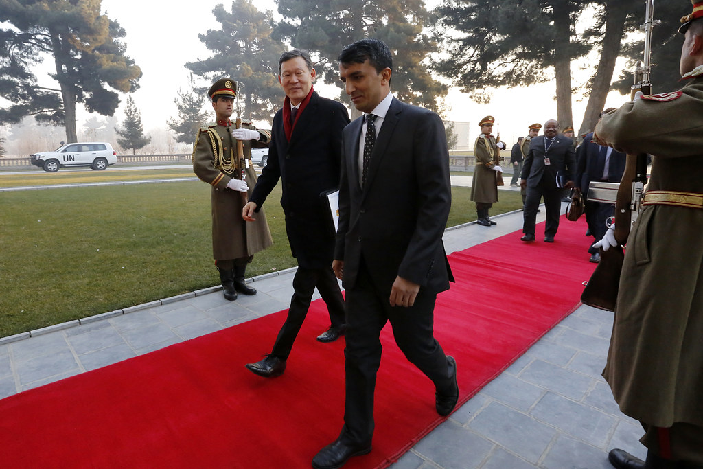 In Afghanistan, Security Council reiterates support for