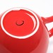 Camellia Sinensis Teapot Scarlet Red