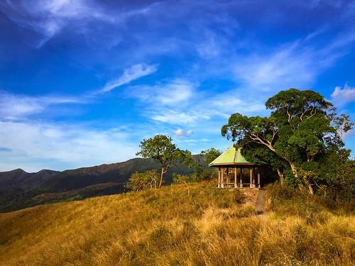 landscape mountain palawan philippines