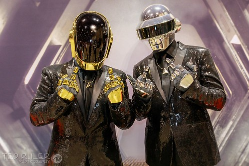 Daft Punk | Get Lucky | Ted Ruler | by TK9336