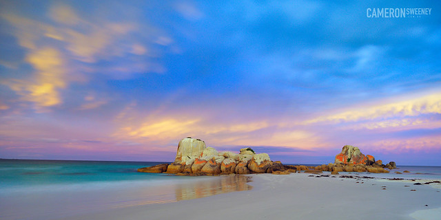 Bay of Fires - Picnic Rocks