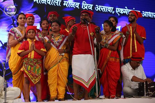 Konkani devotional song by Sayali and Saathi from Navi Mumbai