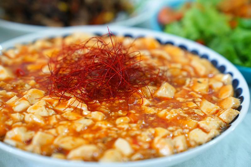 アレンジ マーボー 豆腐