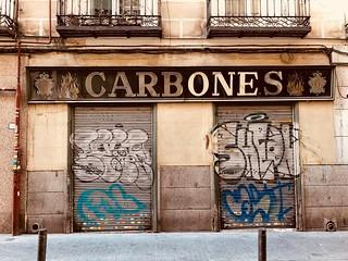 Antigua carbonería. Madrid