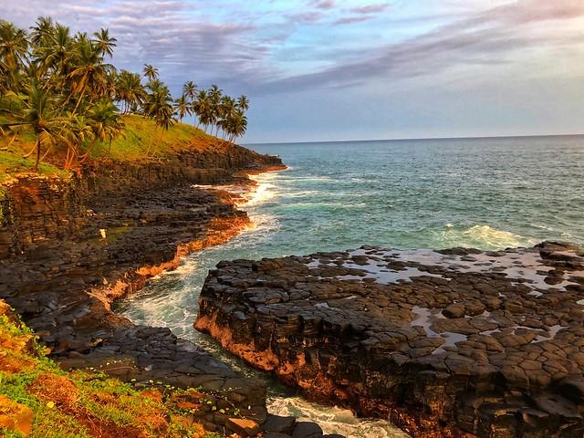 Boca do inferno (Santo Tomé y Príncipe)
