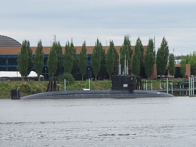USS Blueback SS-581 8