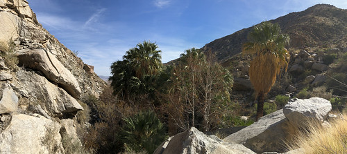 Borrego Springs - Pano from Hellhole trail | by Pierre Yeremian