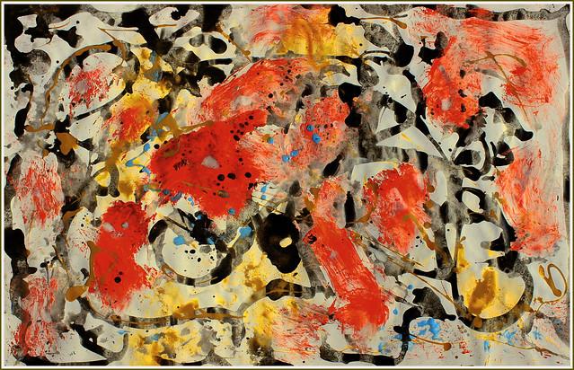 Wilson Leonel Painting 150