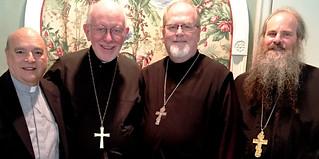 Frs Dean, Andrew, Stephen & Gerasim (382) | by Holy Spirit Orthodox Church