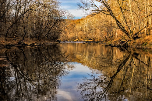 gunpowder river baltimore county maryland landscape water trees