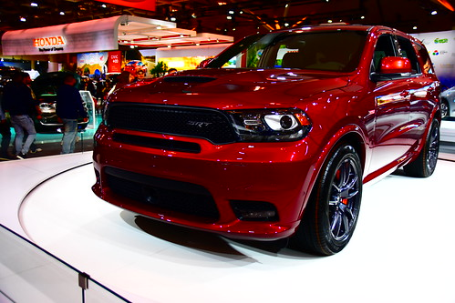 2019 Dodge Durango SRT Photo