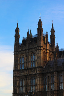 London Westminster   by blondgarden