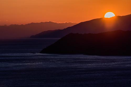 和歌山市 和歌山県 japan 海 seashore 夕景 sunset 加太 淡路島 四国