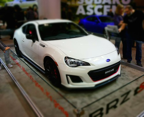 2019 Subaru BRZ tS Photo