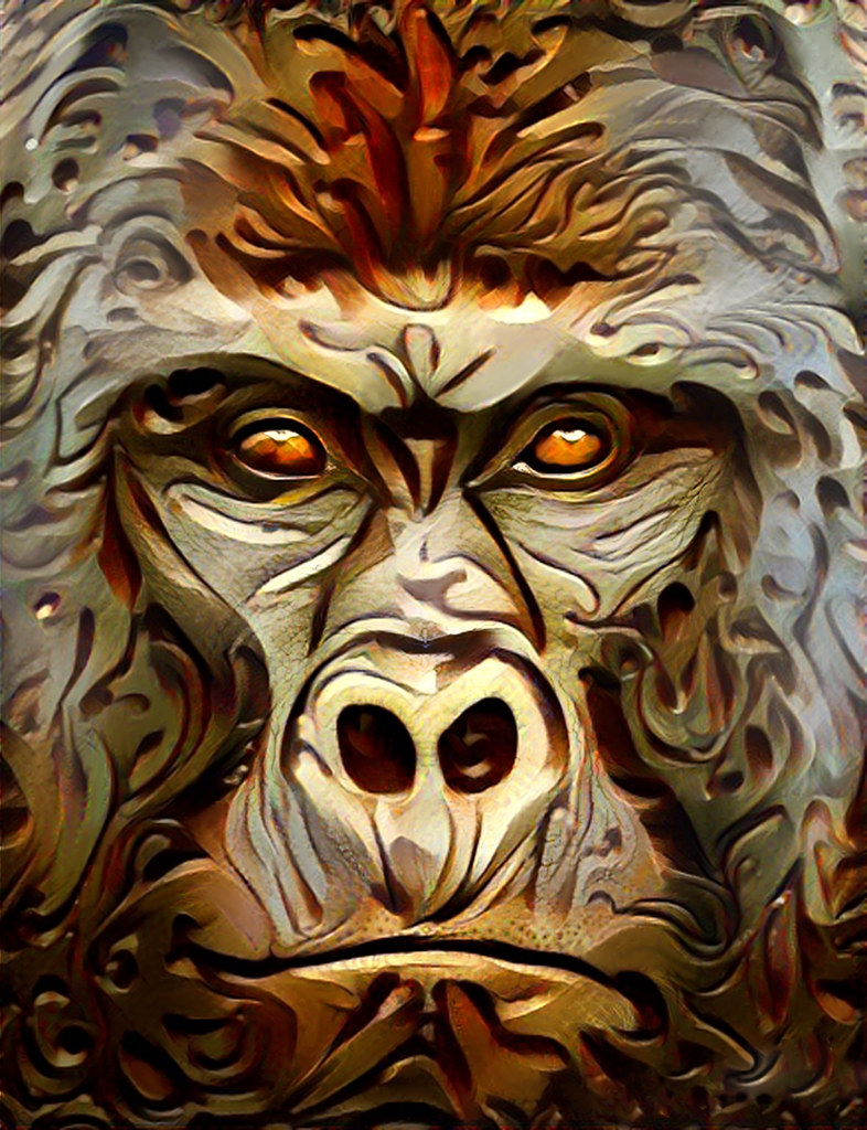 Animal Kingdom I - The Ape King 1
