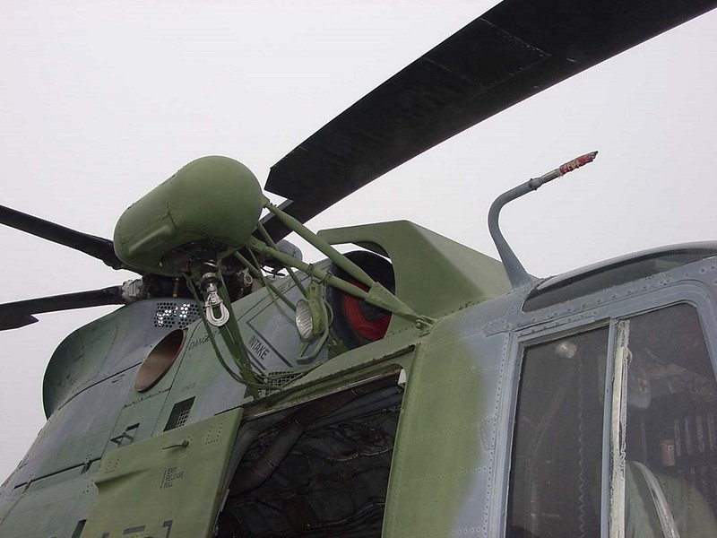 Сикорски CH-3E Jolly Green Giant 4