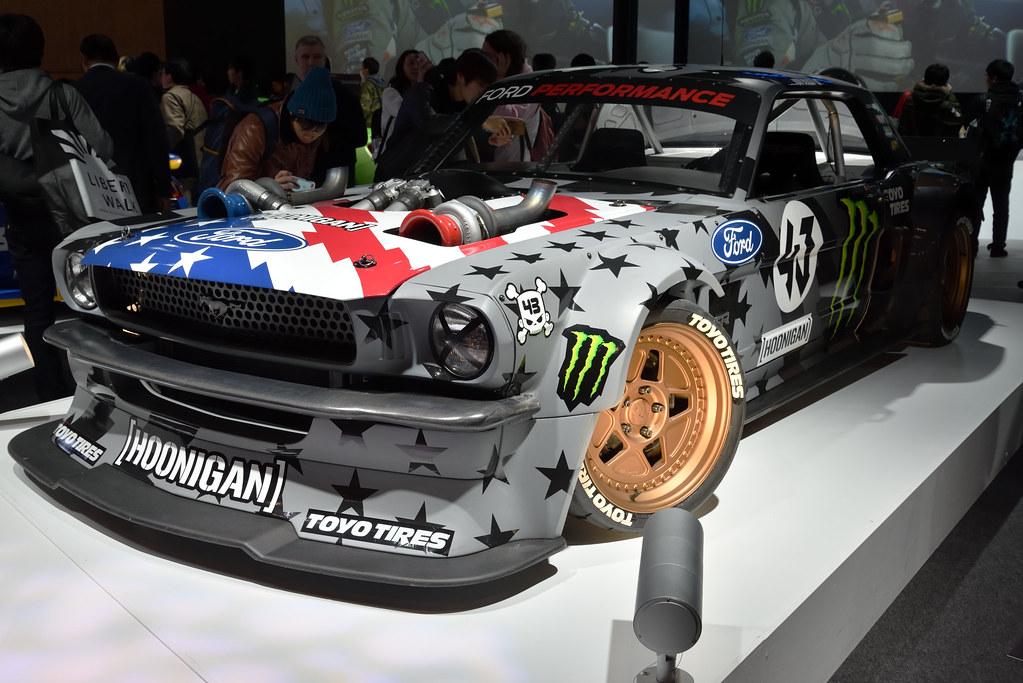 Hoonigan Mustang Rc Car