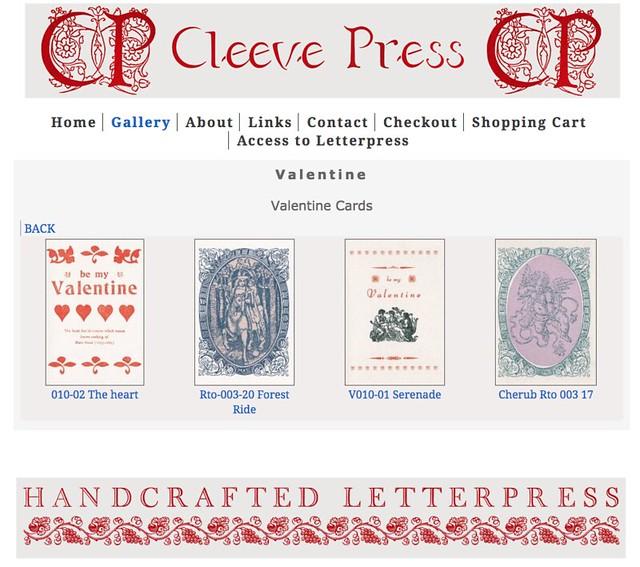 cleeve_press_Valentine_cards