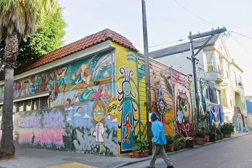 Mission Mural - Political Art