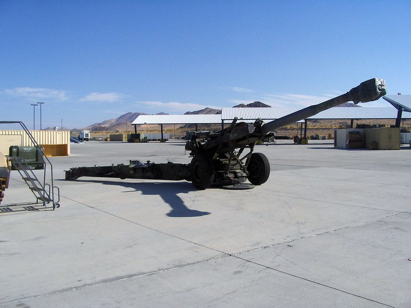 M198 Towed Howitzer 1