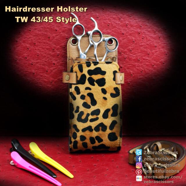Truewin Hairdresser Barber Scissors Holster 4345 Style (1)