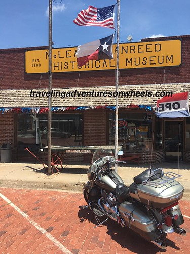 TAOW McLean Allanreed Area Museum