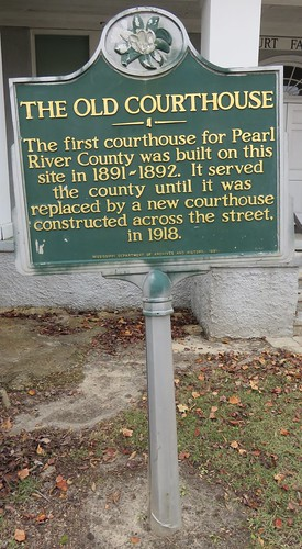 mississippi ms mississippihistoricalmarkers pearlrivercounty poplarville northamerica unitedstates us